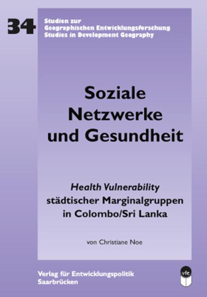 Soziale Netzwerke und Gesundheit - Coverbild