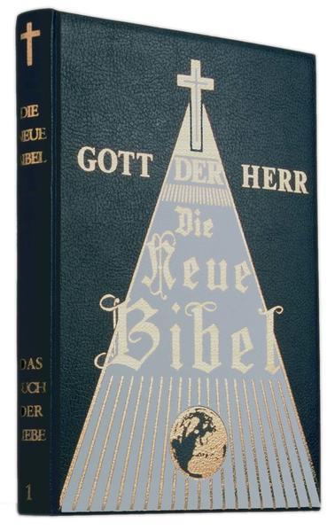 Die Neue Bibel / Band 1: Das Buch der Liebe - Coverbild