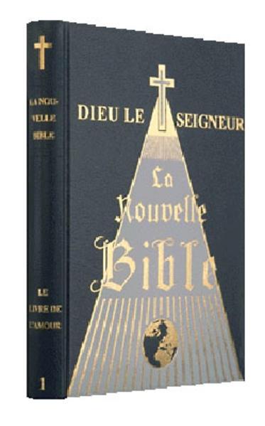 Die Neue Bibel / La Nouevelle Bible / Série 1: Le Livre de l'Amour - Coverbild