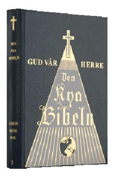 Die Neue Bibel / Den Nya Bibeln / Bandet 1: Kärlekens Bok - Coverbild