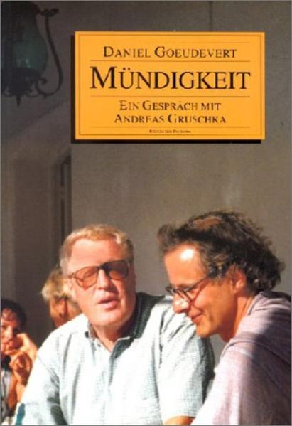 Mündigkeit - Coverbild