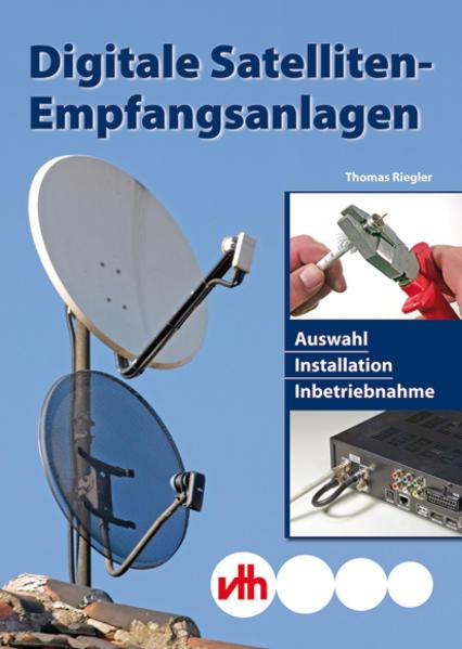 Digitale Satelliten-Empfangsanlagen - Coverbild