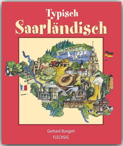 Typisch SAARLÄNDISCH - Coverbild