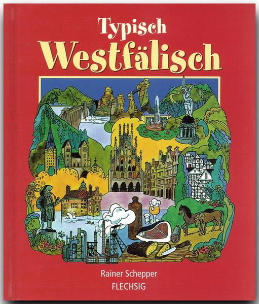 Typisch westfälisch - Coverbild