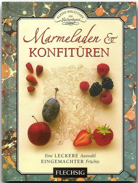 Marmeladen & Konfitüren - Coverbild