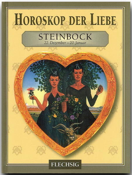 Steinbock - Coverbild