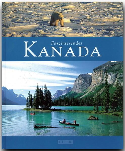 Faszinierendes Kanada - Coverbild