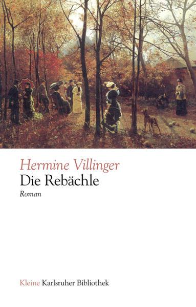 Die Rebächle - Coverbild