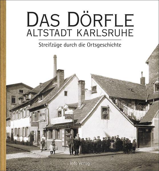 Das Dörfle - Altstadt Karlsruhe - Coverbild
