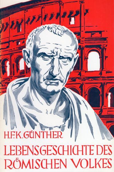 Lebensgeschichte des römischen Volkes - Coverbild