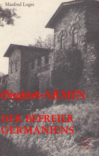 Siegfried Armin - Der Befreier Germaniens - Coverbild