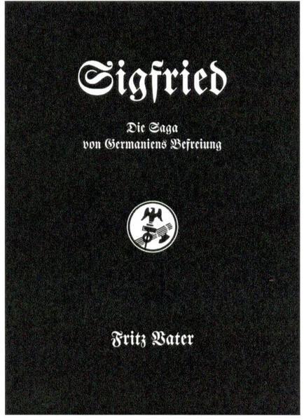 Sigfried - Coverbild