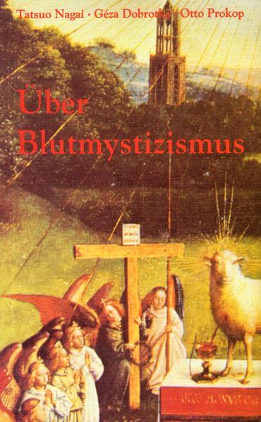 Über Blutmystizismus - Coverbild