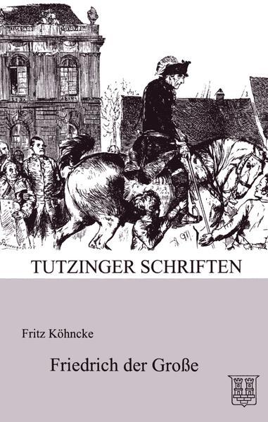 Friedrich der Grosse - Coverbild