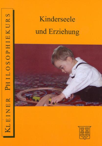 Kinderseele und Erziehung - Coverbild
