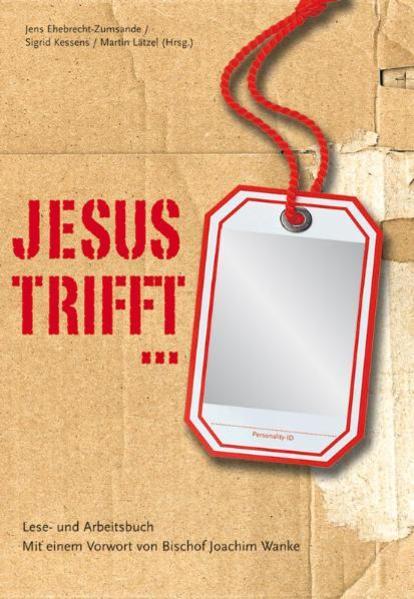 Jesus trifft... - Coverbild