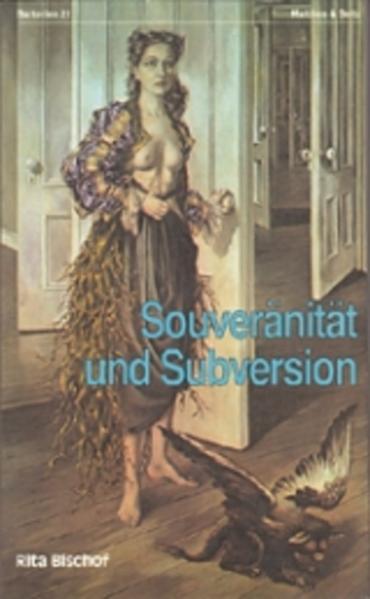 Souveränität und Subversion - Coverbild