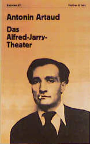 Das Alfred-Jarry-Theater - Coverbild