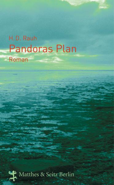 Pandoras Plan - Coverbild