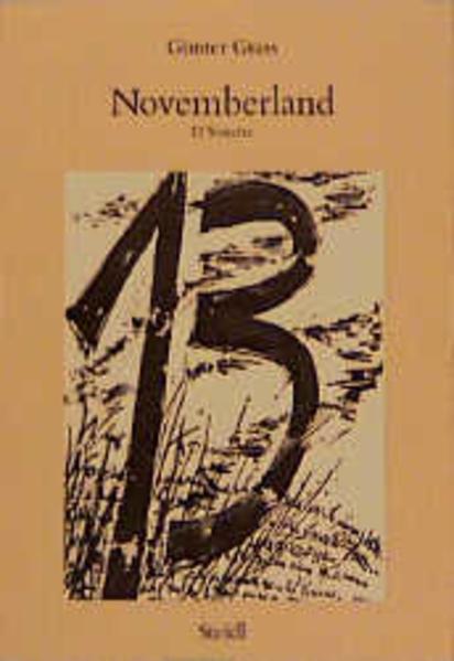 Novemberland - Coverbild