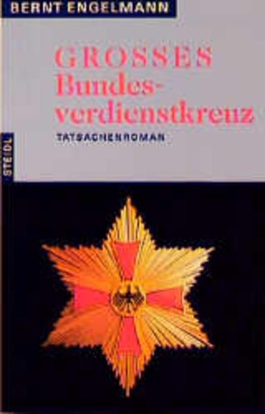Grosses Bundesverdienstkreuz - Coverbild