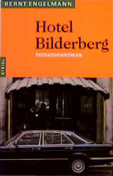 Hotel Bilderberg - Coverbild