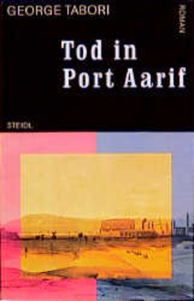 Tod in Port Aarif - Coverbild