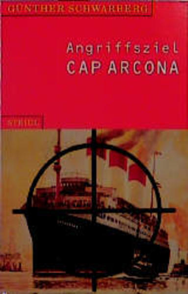 Angriffsziel Cap Arcona - Coverbild