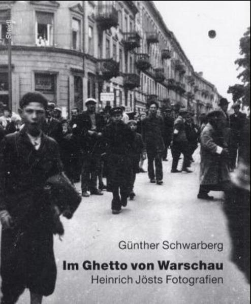 Im Ghetto von Warschau - Coverbild