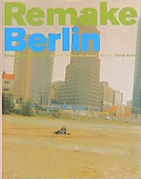 Remake Berlin - Coverbild