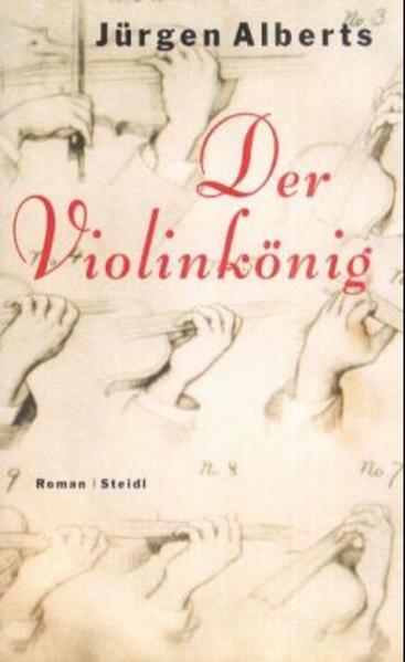 Der Violinkönig - Coverbild