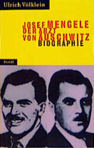 Josef Mengele - Coverbild