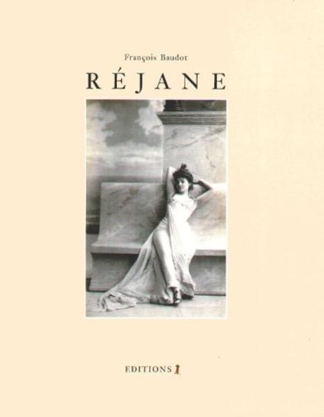 Réjane - Queen of the Boulevard - Coverbild