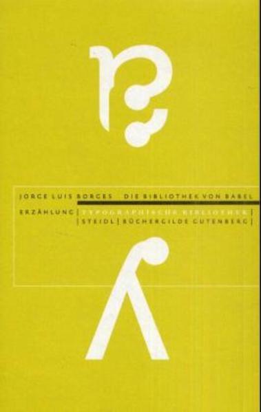Die Bibliothek von Babel - Coverbild