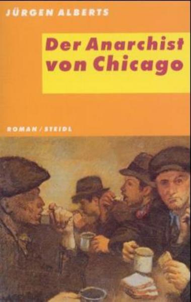 Der Anarchist von Chicago - Coverbild