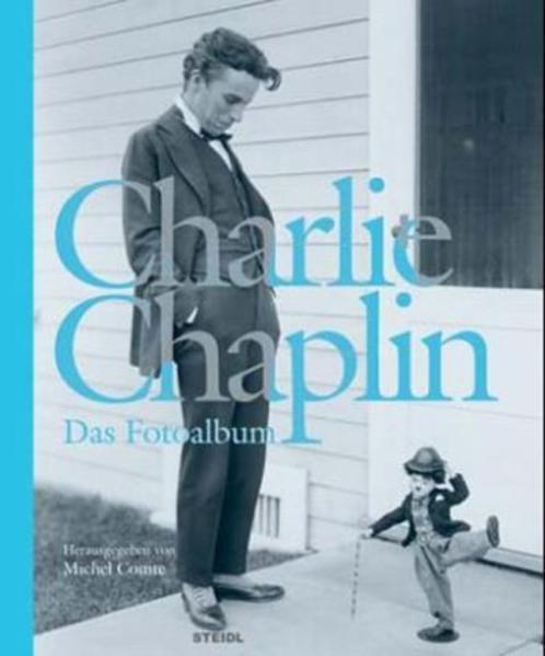 Charlie Chaplin - Das Fotoalbum - Coverbild