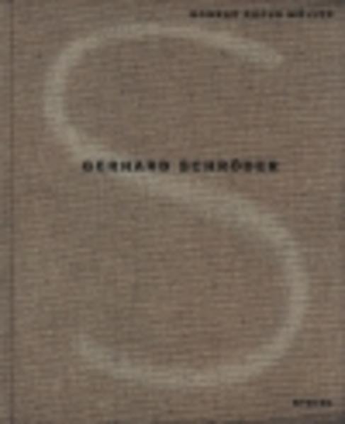 Gerhard Schröder - Coverbild