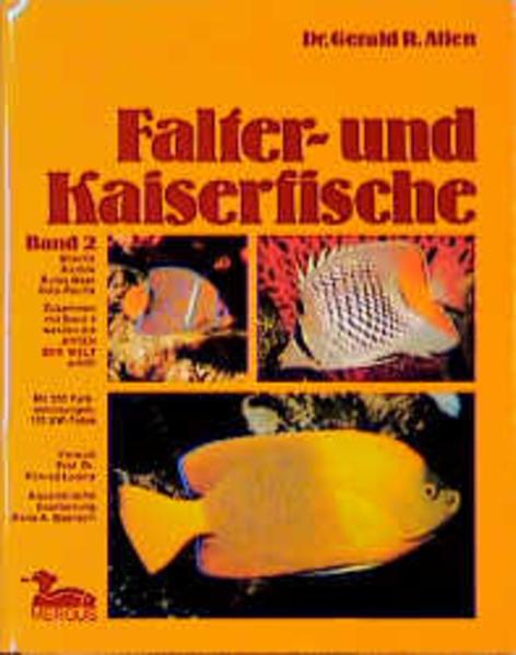 Falter- und Kaiserfische - Coverbild