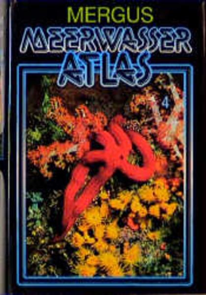 Meerwasser Atlas / Wirbellose Tiere - Coverbild
