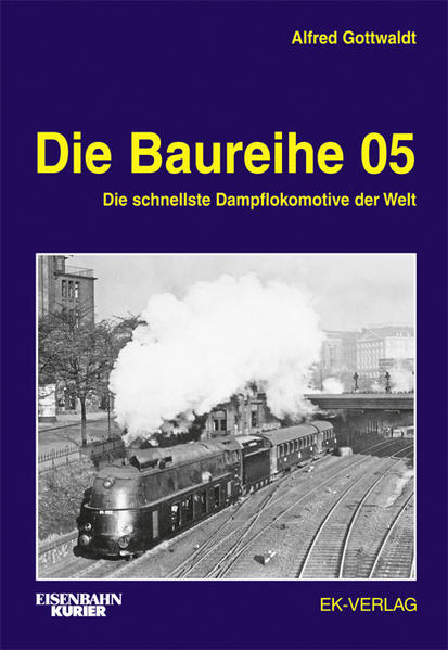 Die Baureihe 05 - Coverbild