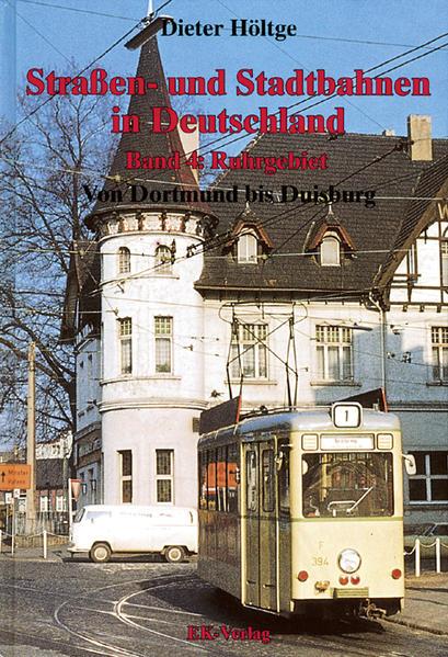 Strassen- und Stadtbahnen in Deutschland / Strassen- und Stadtbahnen in Deutschland - Coverbild