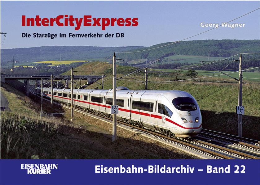 InterCityExpress - Coverbild