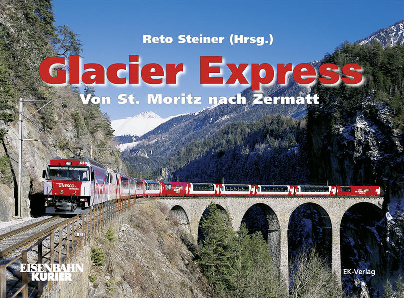 Glacier Express - Coverbild
