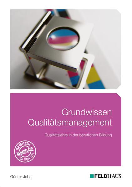 Grundwissen Qualitätsmanagement - Coverbild