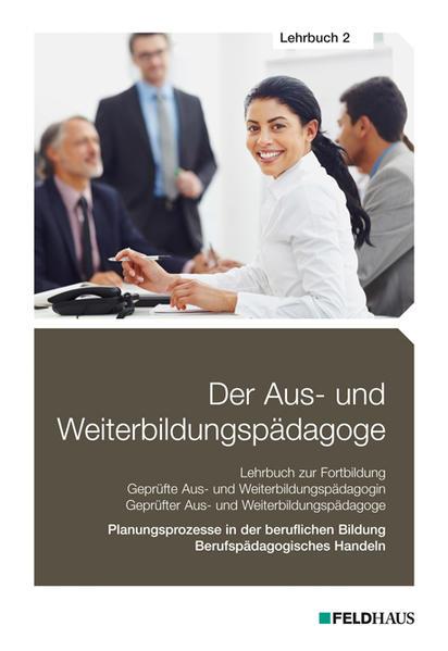 Der Aus- und Weiterbildungspädagoge, Lehrbuch 2 - Coverbild