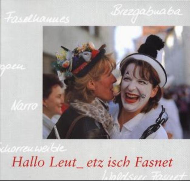 Hallo Leut - etz isch Fasnet - Coverbild