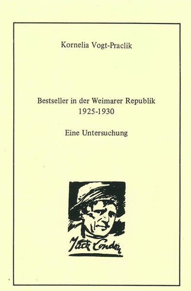 Bestseller in der Weimarer Republik 1925-1930 - Coverbild
