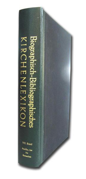 Biographisch-Bibliographisches Kirchenlexikon. Ein theologisches Nachschlagewerk / Biographisch-Bibliographisches Kirchenlexikon. Ein theologisches Nachschlagewerk - Coverbild