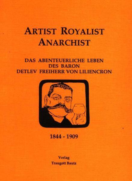 Artist - Royalist - Anarchist - Coverbild