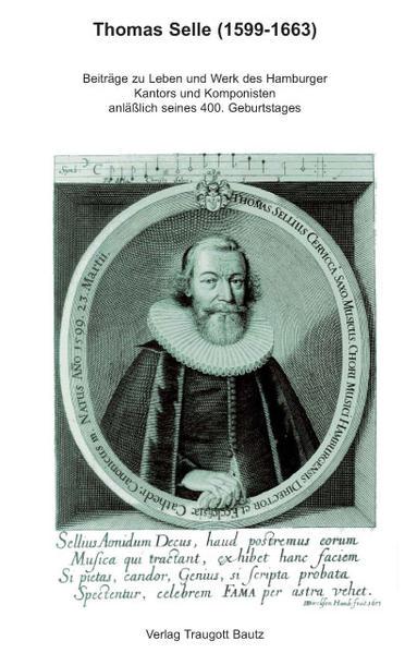 Thomas Selle (1599-1663) - Coverbild
